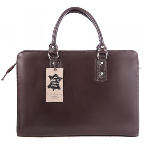 Ladies Leather Briefcase Feb9047