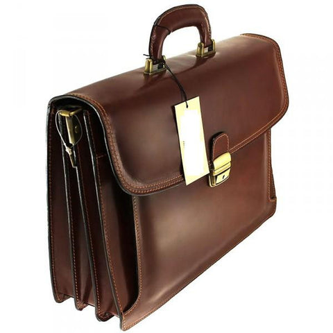 Traditional Briefcase & Laptop Bag Feb7113