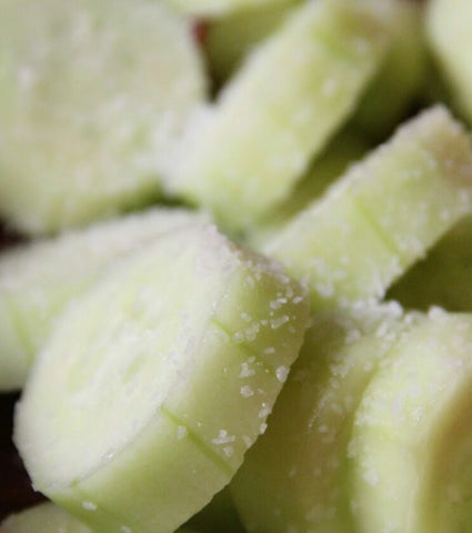 Sugared Cucumber
