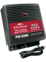 Power Wizard PW12000 Fence Energizer