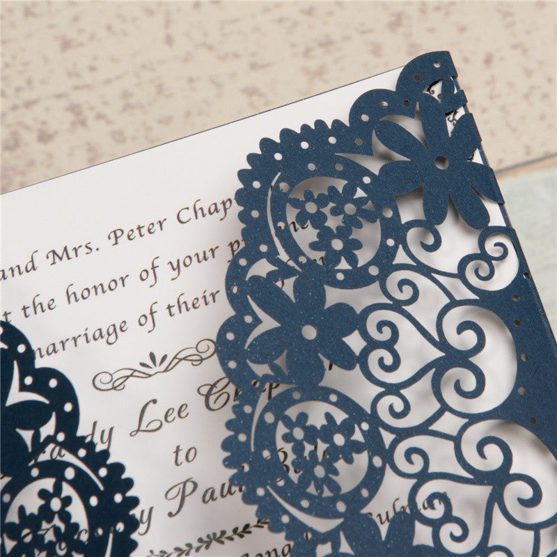 Shop Laser-Cut Invitations