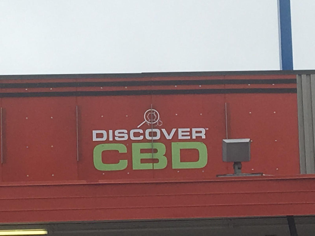 Minnesota Discover CBD Now Open!
