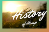 The History of Hemp in the United States