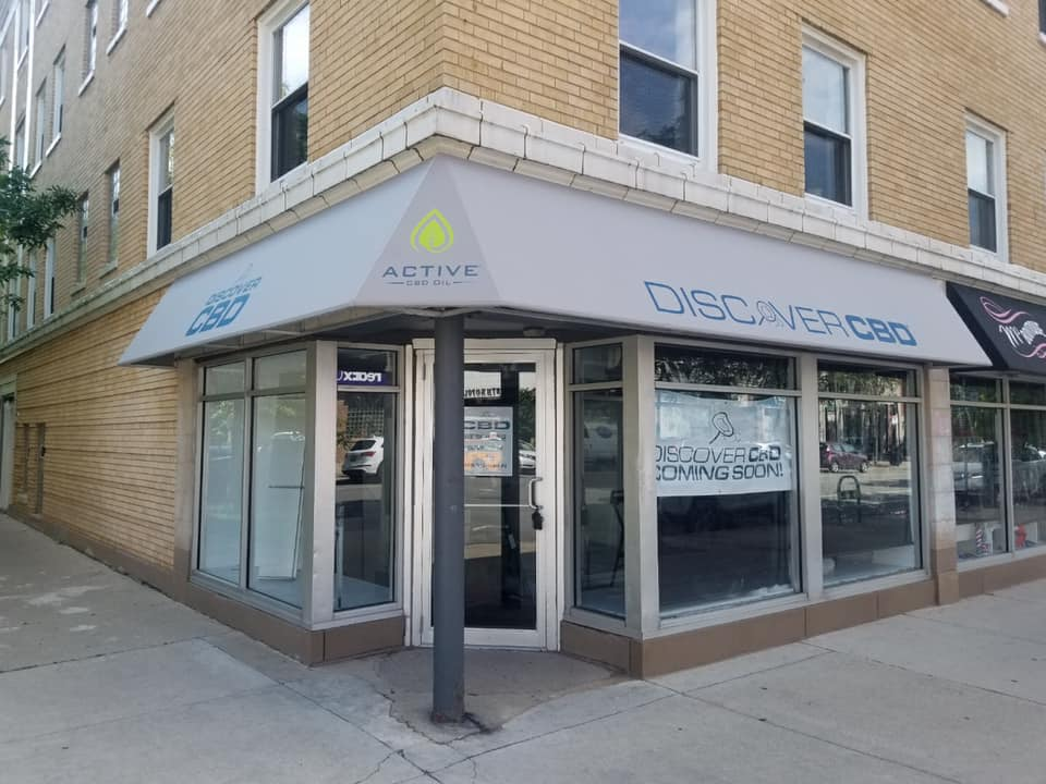 First Illinois Discover CBD Now Open!