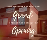 Discover CBD Now Open in Buffalo, New York!