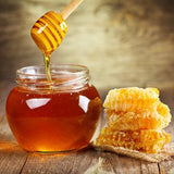 A tablespoon of honey a day, keeps the doctor away!