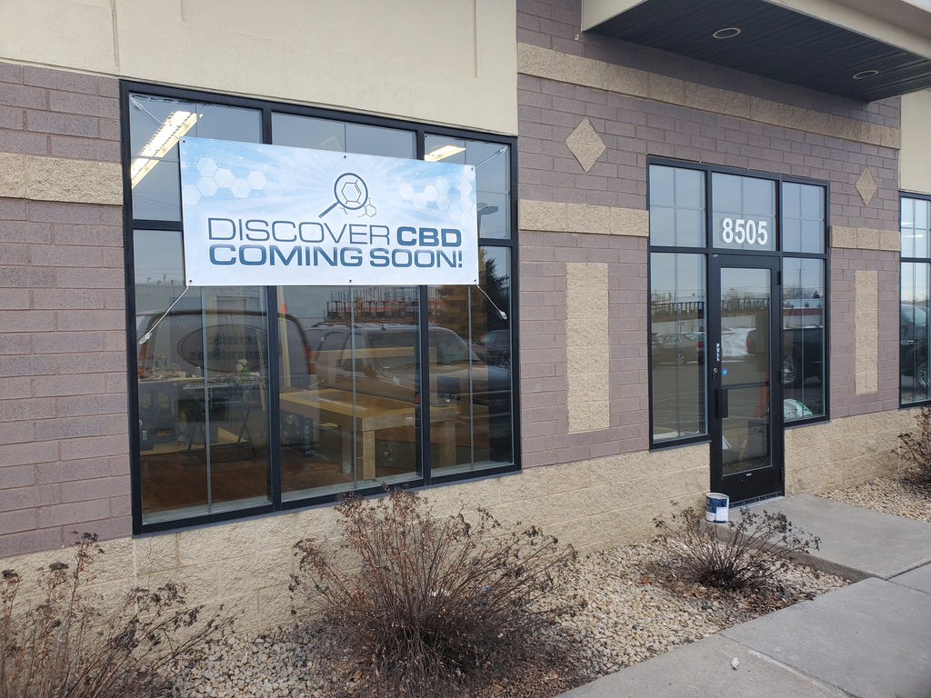 Discover CBD Continues Expanding in Minnesota!