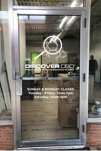 New Discover CBD Store in Minnesota to Open Soon!