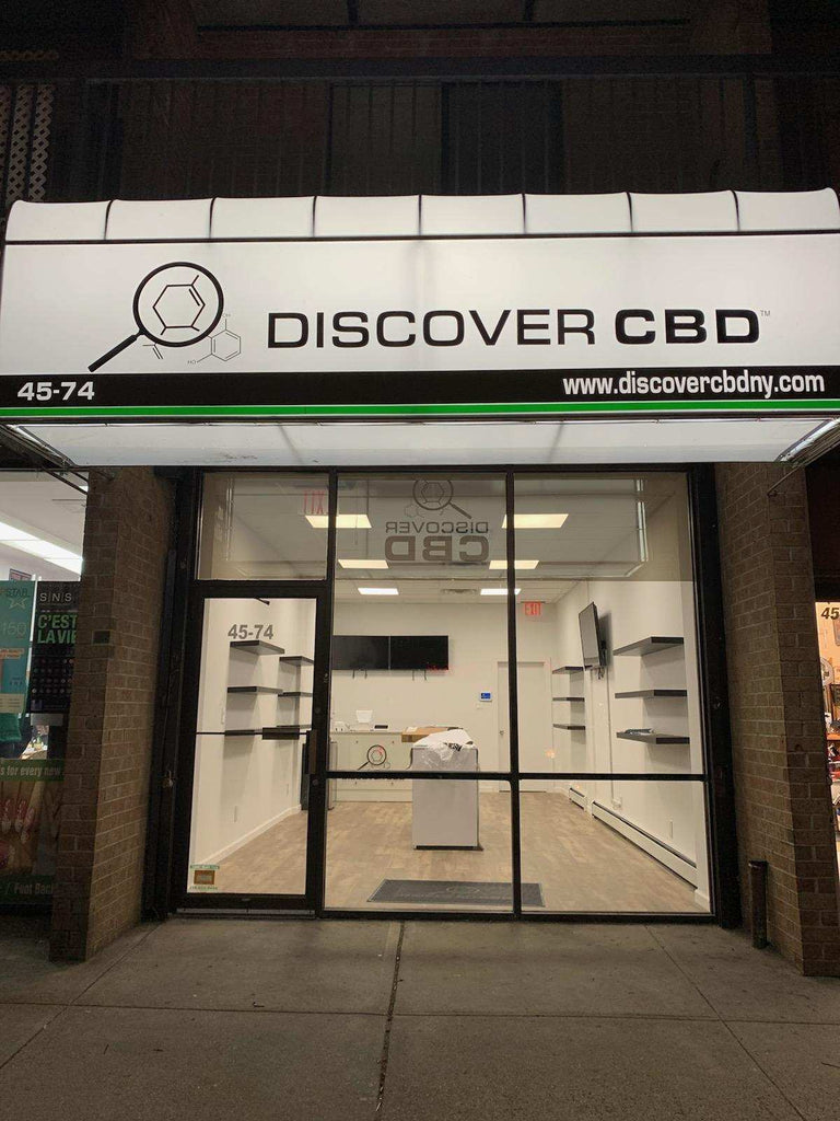 Coming Soon: Discover CBD New York