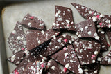 CBD Chocolate Peppermint Bark