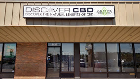 Discover CBD Store: 3438 N. Academy Blvd. Colorado Springs, CO