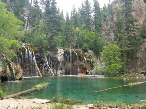 Hanging Lake Trail, Colorado hiking, Colorado CBD