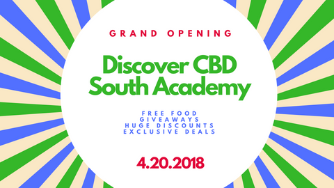 420 events CBD new store