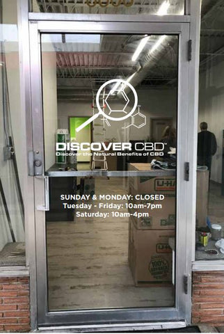Golden Valley Minnesota Discover CBD Location Opening Soon