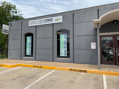 Best CBD Store Near Me Dallas Texas, THC Free, Lab tested, Family friendly