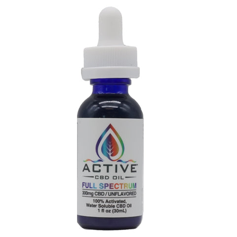 full spectrum tincture front