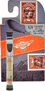 cbd vape cartridge with package orange