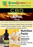 Green Garden Gold CBD Oil - Tincture and E-Juice - Multiple Flavors - 100-1000mg CBD - DiscoverCBD.com - 2