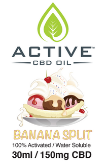 Active CBD oil E-Juice - Multiple Flavors and Strengths