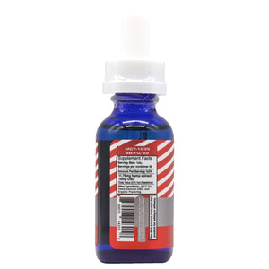 Active CBD Oil - Candy Cane Tincture