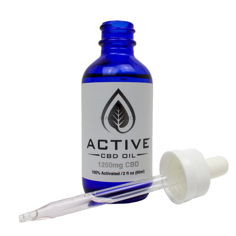 Image of Strong Potent MCT Oil Tincture Discover CBD
