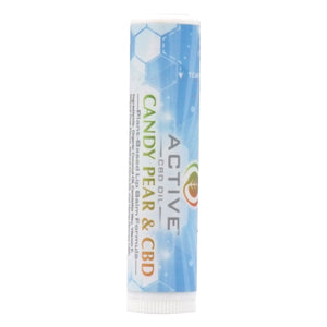 Active CBD Oil Infused Lip Balm - Multiple Flavors