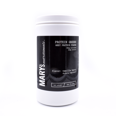 Mary's Nutritionals Protein Powder
