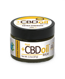 NEW! PlusCBD Gold Extra Strength Cannabidiol Balm - 1.3oz