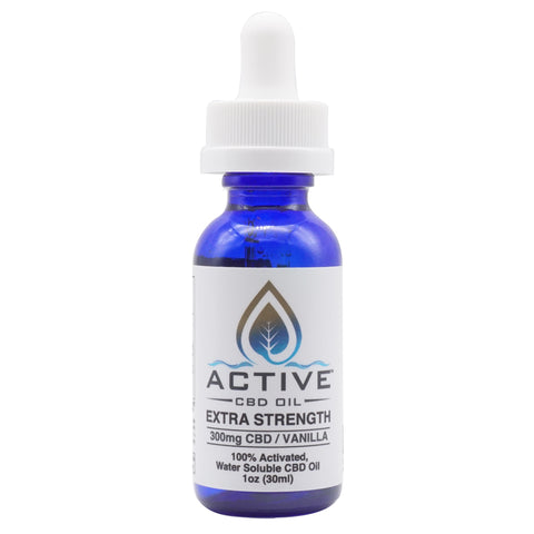 Image of cbd tincture front closed bottle