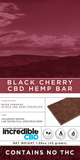 Incredibles Black Cherry CBD Hemp Bar