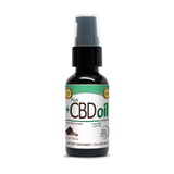 PlusCBD Spray - Cannabidiol Tincture - Café Mocha