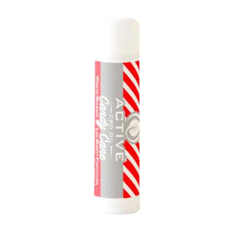 Active CBD Oil - Candy Cane Lip Balm