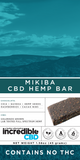 Incredibles Mikiba CBD Hemp Bar