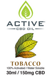 Tobacco vape juice graphic cbd