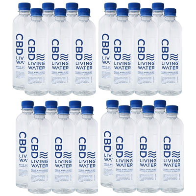 Image of cbd water multiple