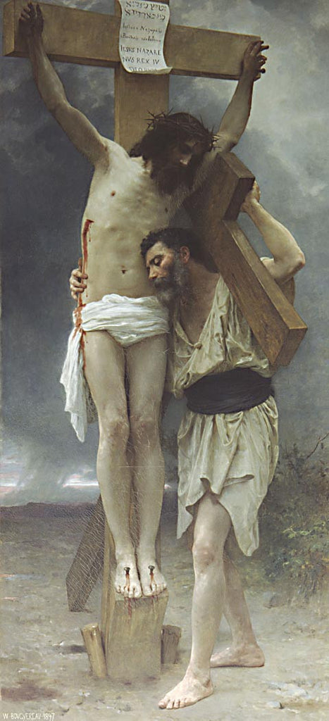 William Adolphe Bouguereau-Compassion
