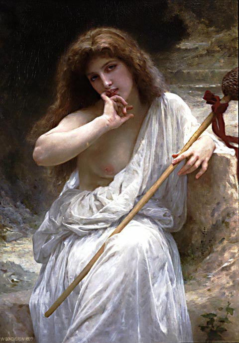 William Adolphe Bouguereau-Mailice