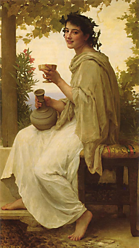 William Adolphe Bouguereau-Unknown