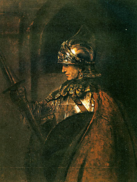 Rembrandt-Alexander The Great
