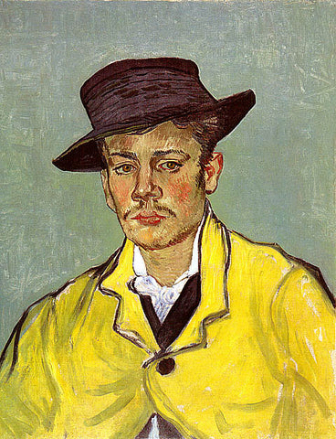 Vincent Van Gogh-Armand Roulin