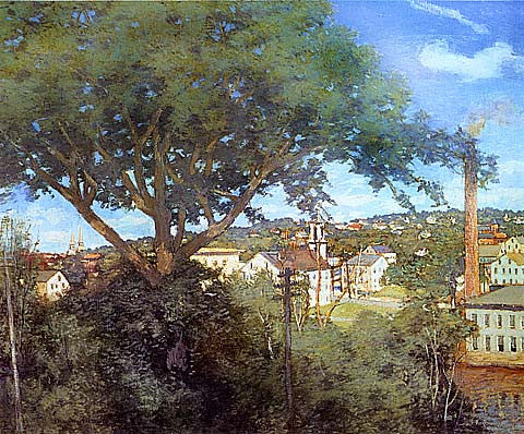 Alden Weir-Factory Village