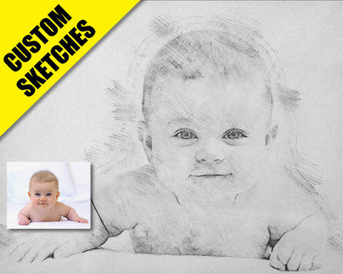 custom portraits custom sketch-1