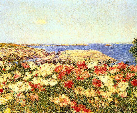 Childe Hassam-Isles Of Shoals