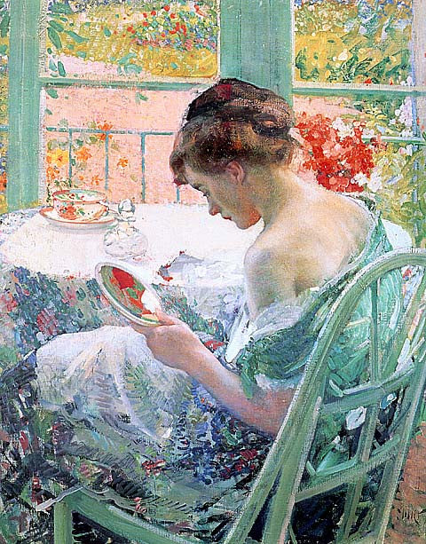Richard Miller-The Toilette