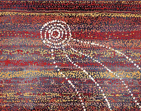 Bill King (Dacou Aboriginal Gallery)-Desert Images