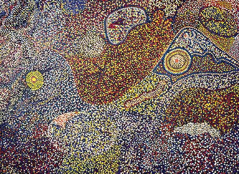 Ludi Berger (Dacou Aboriginal Gallery)-Bush Tucker