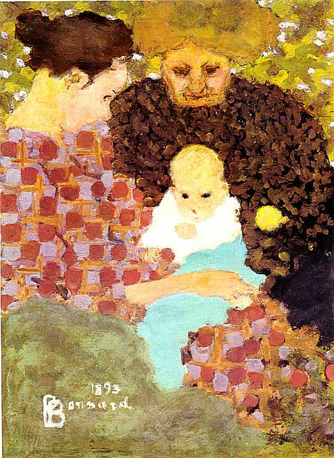 Bonnard-The Three Ages