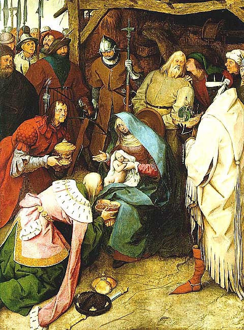 Bruegel-The Adoration of the Kings