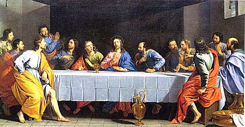 Champaigne-The Last Supper