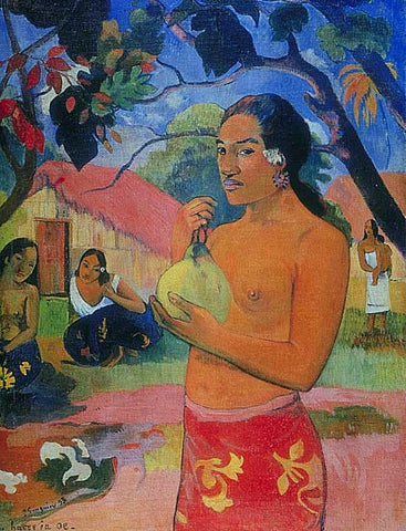 Paul Gauguin-Where Are You Going
